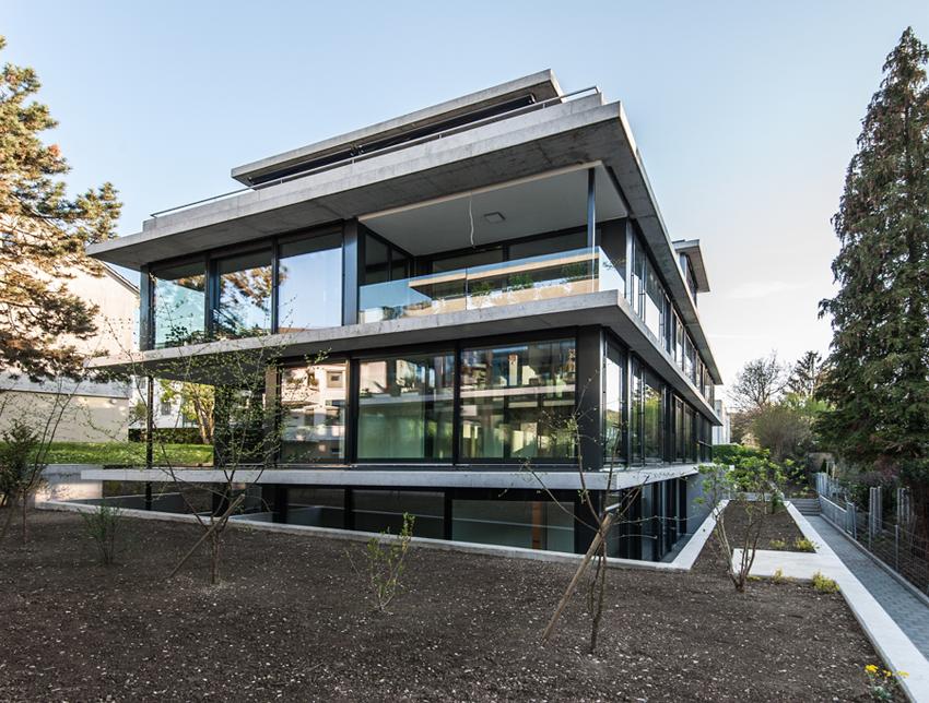 Ferrara Architekten Ag Fertiggestellt Allschwilerweg